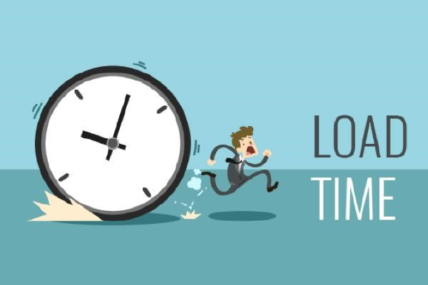 load time 1 - Reduce cart abandonment on your WooCommerce store with these 7 simple ways