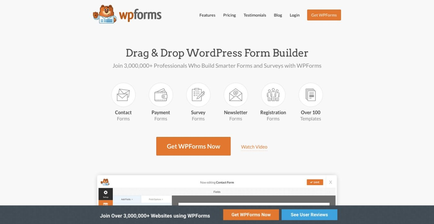 WPForms The World s Best Drag Drop WordPress Forms Plugin - What Is GDPR and CCPA And How To Make Your Website Compliant?
